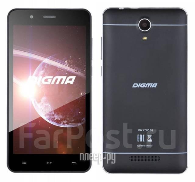 Digma Linx C500, новый, гарантия в Перми