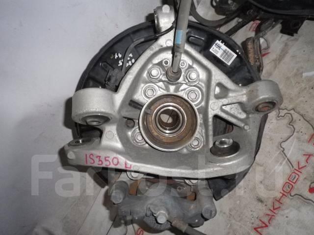 Ступица. Lexus: IS350, IS250, GS460, GS350, GS300, IS300, GS430, GS450h, IS350C, IS F, IS220d, IS250C Двигатели: 2GRFSE, 4GRFSE, 2ADFHV, 3GRFE, 3GRFSE...