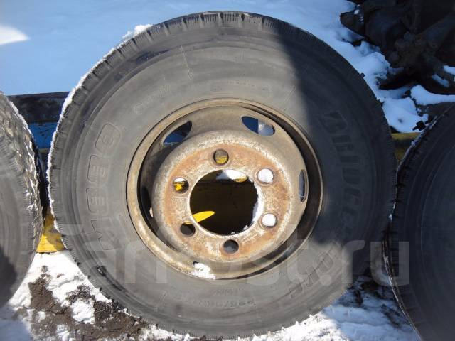 Продам комплект грузовых колес R17,5. 6.0x17.5 6x222.25 ЦО 160,0мм.