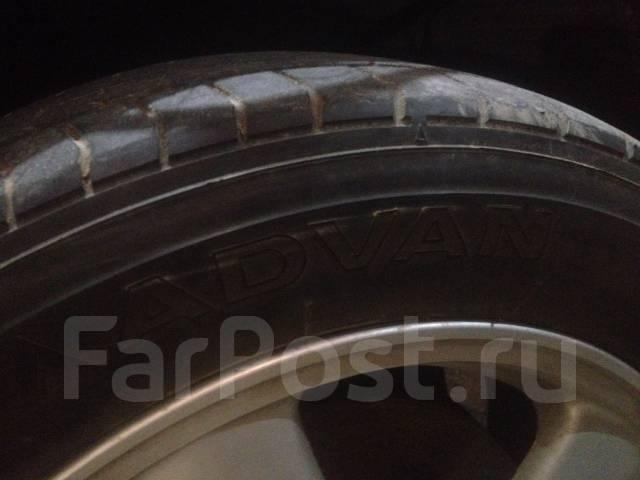 Комплект разноширокие tourer R16. 6.5/7.5x16 5x114.30 ET50/55
