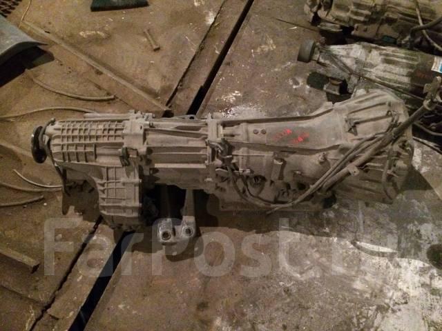 Автоматическая коробка переключения передач. Nissan Fuga, PNY50 Двигатели: VQ35DE, VQ35HR