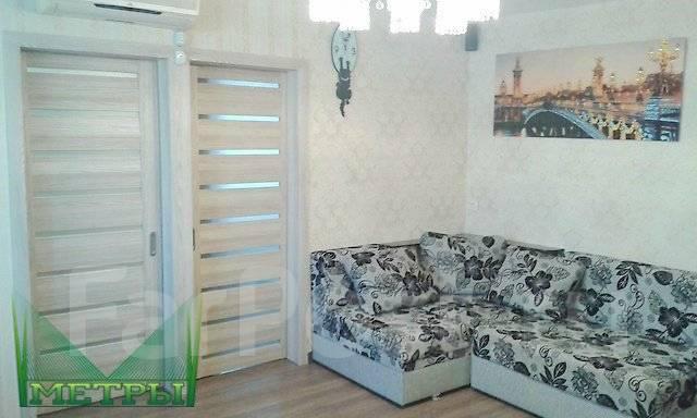 2-комнатная, улица Калинина 21. Чуркин, агентство, 44 кв.м.
