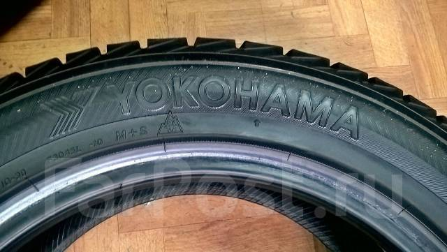 Yokohama Ice Guard IG30. Всесезонные, износ: 5%, 4 шт