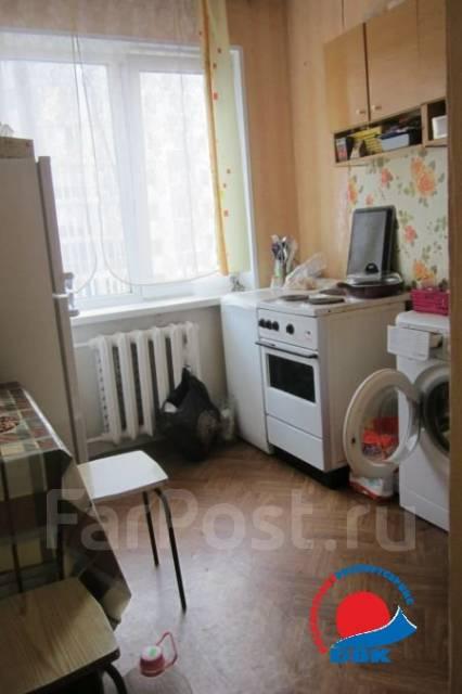 1-комнатная, улица Кирова 54. Вторая речка, агентство, 32 кв.м.
