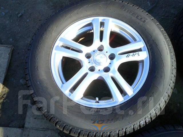 Комплект колес R16 + резина ЗИМА!. 6.5x16 5x114.30 ET40