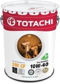 Totachi. Вязкость 10W-40, полусинтетическое. Под заказ