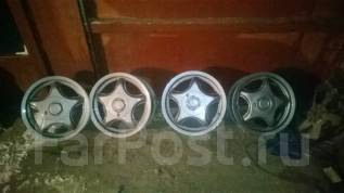 Toyota. x14, 5x100.00, ET45
