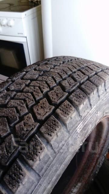 Dunlop Grandtrek. Зимние, без шипов, 2009 год, износ: 30%, 4 шт