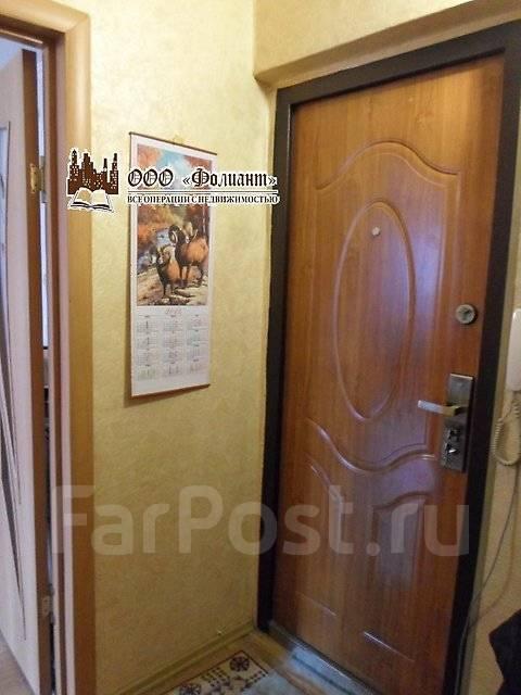 2-комнатная, улица Кирова 53. Вторая речка, агентство, 53 кв.м.