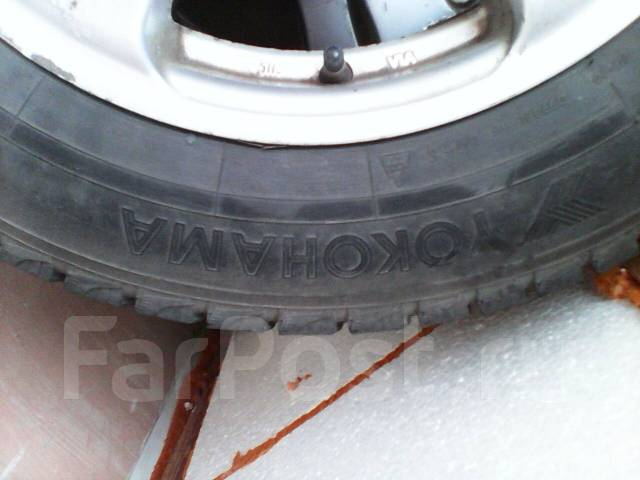 Комплект б/у колёс 205/65R16 на литье 5Х100 и 5Х114,3. 6.0x16 5x100.00, 5x114.30