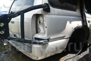 Стекло боковое. Toyota Hilux Surf, KZN185, VZN185