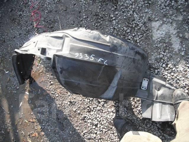 Подкрылок. Subaru Forester, SG5 Двигатель EJ205