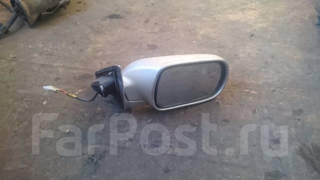 Зеркало заднего вида боковое. Nissan Primera Nissan Skyline