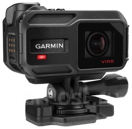 Garmin Virb XE. 10 - 14.9 Мп, с объективом