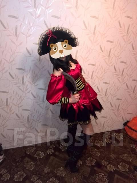 Сдам в прокат карнавальный костюм пиратки