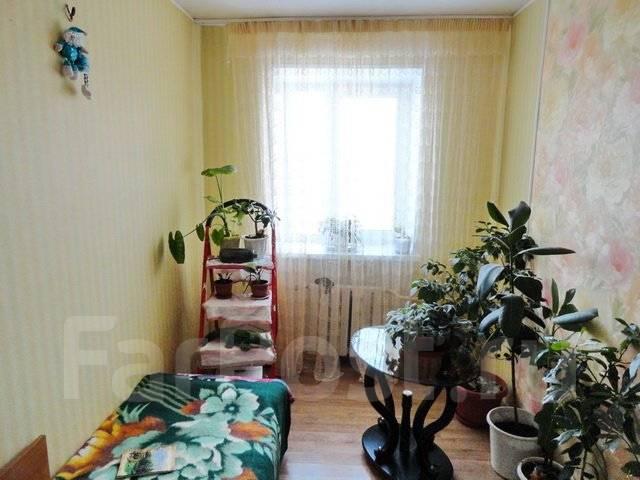 3-комнатная, улица Пирогова 36. Арсеньева, агентство, 57 кв.м.