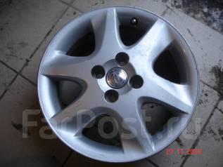 Toyota. x15, 4x100.00