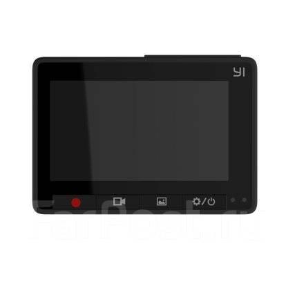 Автомобильный видеорегистратор Xiaomi Yi 1080P Car 2. Gadget
