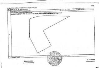 Земельный участок на Весенней ул. Ломаная. 2 160 кв.м., аренда, от агентства недвижимости (посредник). Схема участка