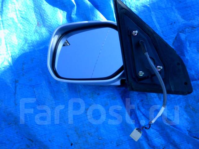 Зеркало заднего вида боковое. Toyota Funcargo, NCP20, NCP25, NCP21 Двигатели: 2NZFE, 1NZFE