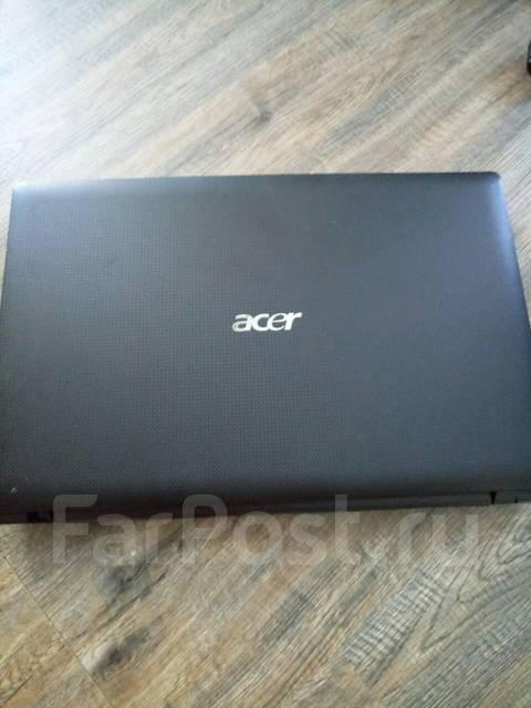 """Acer Aspire 5742ZG. 15.6"""", 2,1ГГц, ОЗУ 3072 Мб, диск 320 Гб, WiFi, Bluetooth, аккумулятор на 2 ч."""