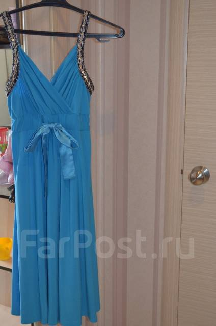 Платья коктейльные. 48
