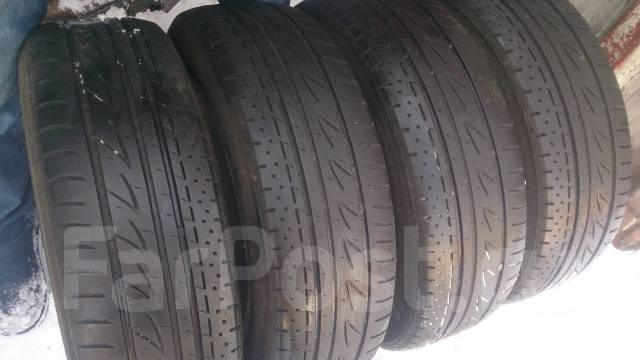 Bridgestone Playz RV. Летние, 2013 год, износ: 5%, 4 шт