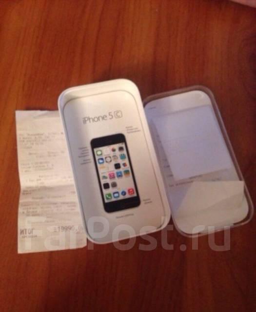 Apple iPhone 5c 16Gb. Новый