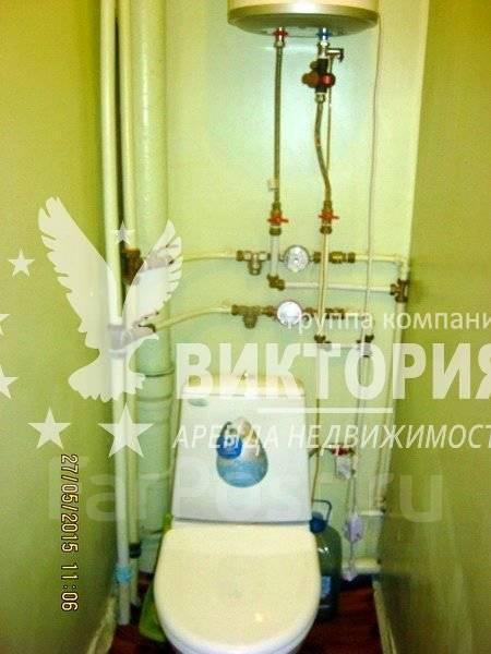 2-комнатная, переулок Некрасовский 5. Центр, агентство, 52 кв.м. Сан. узел