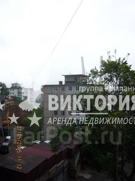2-комнатная, переулок Некрасовский 5. Центр, агентство, 52 кв.м. Вид из окна днем