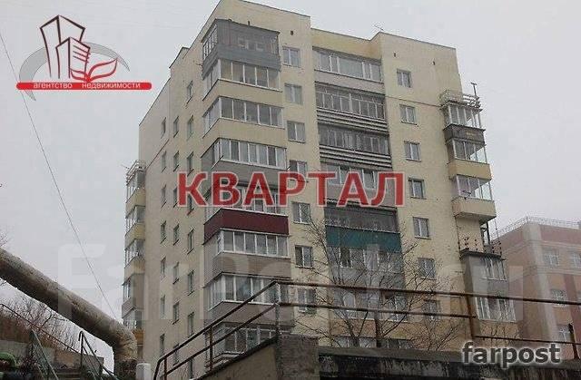 2-комнатная, улица Станюковича 49. Эгершельд, агентство, 48 кв.м. Дом снаружи