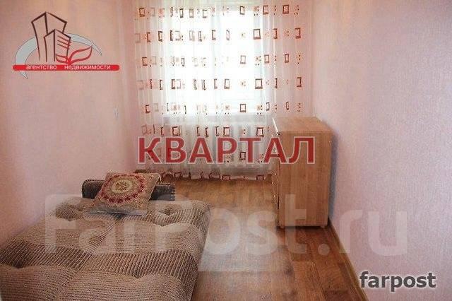 2-комнатная, улица Станюковича 49. Эгершельд, агентство, 48 кв.м. Комната