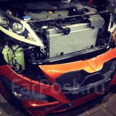 Обвес кузова аэродинамический. Kia Sportage