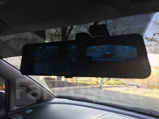 Видео регистратор зеркало. Под заказ