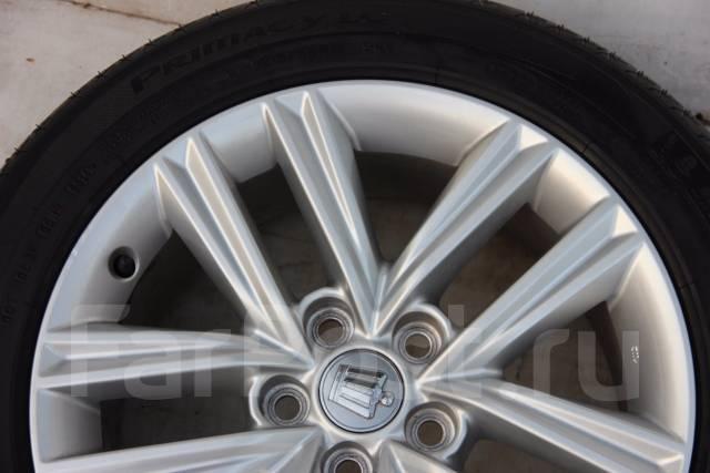 Toyota Crown. 7.5x17, 5x114.30, ET40, ЦО 60,1мм.