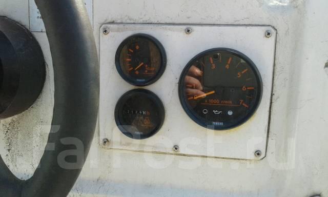 Yamaha. двигатель подвесной