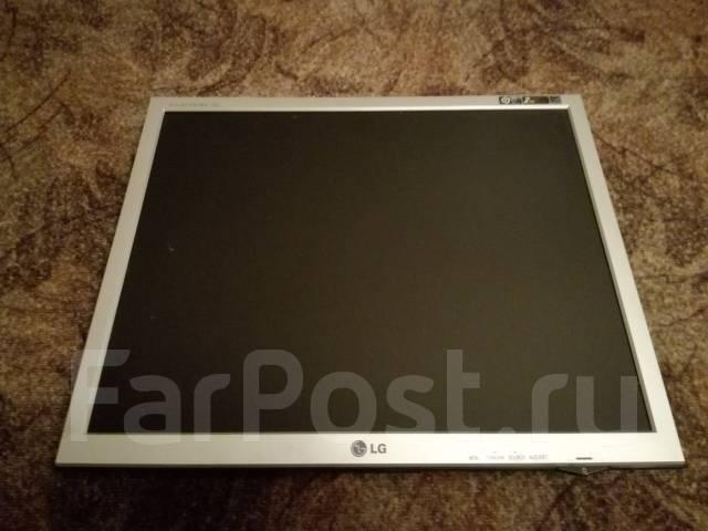 """LG Flatron. 19"""" (48 см), технология LCD (ЖК)"""