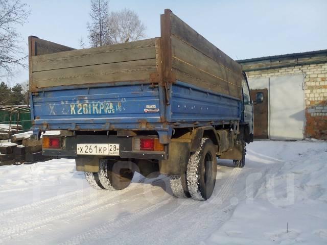 Mazda Titan. , 3 800 куб. см., 2 500 кг.
