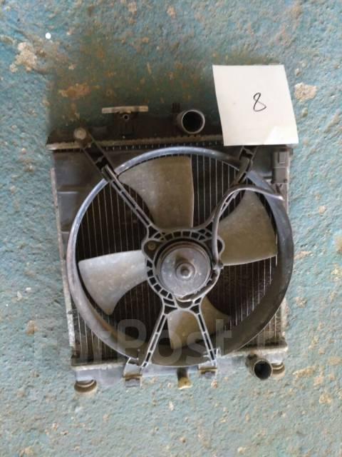 Радиатор охлаждения двигателя. Honda Civic, EG6, EG4, EG3