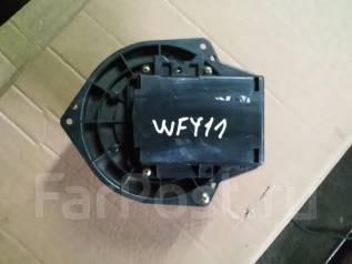 Мотор печки. Nissan Wingroad, WFY11