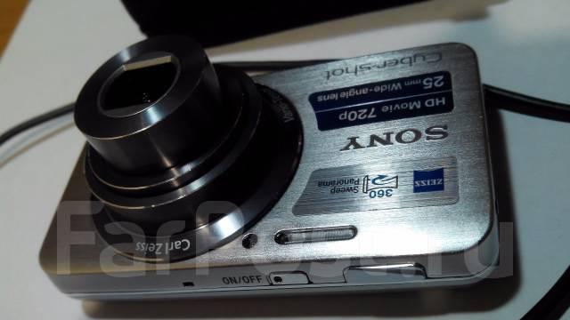 Sony Cyber-shot DSC-W630. 15 - 19.9 Мп, зум: 5х