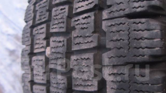Bridgestone Blizzak W969. Зимние, без шипов, 2012 год, износ: 20%, 2 шт