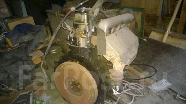 Двигатель. Mitsubishi Canter