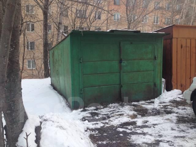 Гаражи металлические. улица Парковая 1, р-н Первая шахта, 19 кв.м.