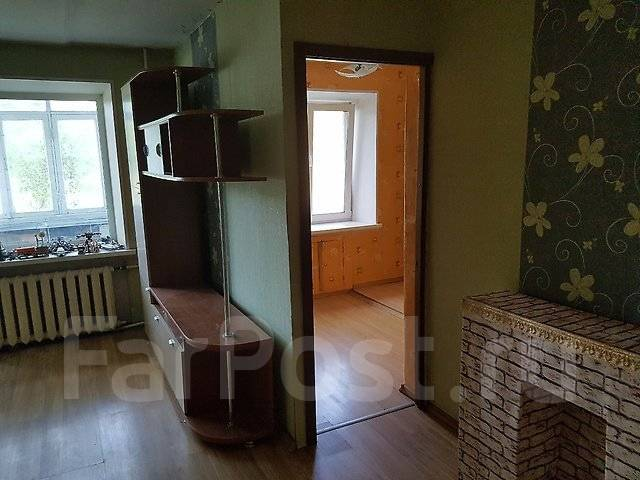 2-комнатная, улица Советская 94. Центр, частное лицо, 43 кв.м.