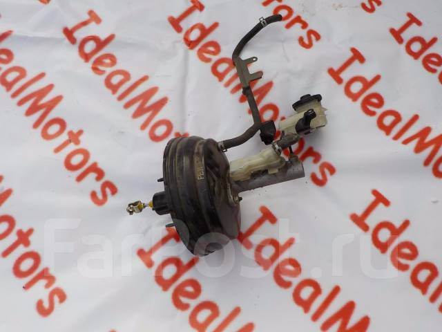 Цилиндр главный тормозной. Honda Odyssey, RB1, RB2 Двигатель K24A