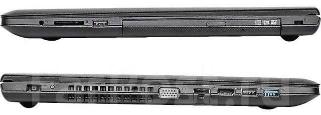 "Lenovo IdeaPad G5070. 15.6"", ОЗУ 4096 Мб, диск 500 Гб, WiFi, Bluetooth, аккумулятор на 4 ч."