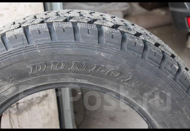 Dunlop Grandtrek. Летние, износ: 5%, 2 шт