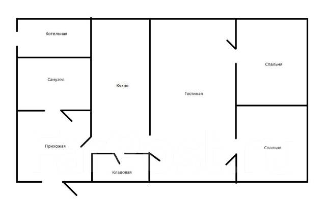 Продается просторный дом с участком. Тельмана, р-н Горгаз, площадь дома 120 кв.м., скважина, электричество 15 кВт, отопление электрическое, от агентс...