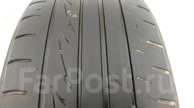 Bridgestone Playz PZ-X. Летние, 2009 год, износ: 50%, 4 шт
